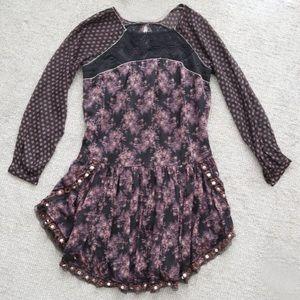 Boutique Long Sleeve Dress